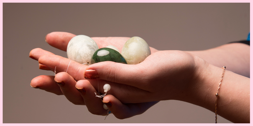 Нефритовые яйца 4