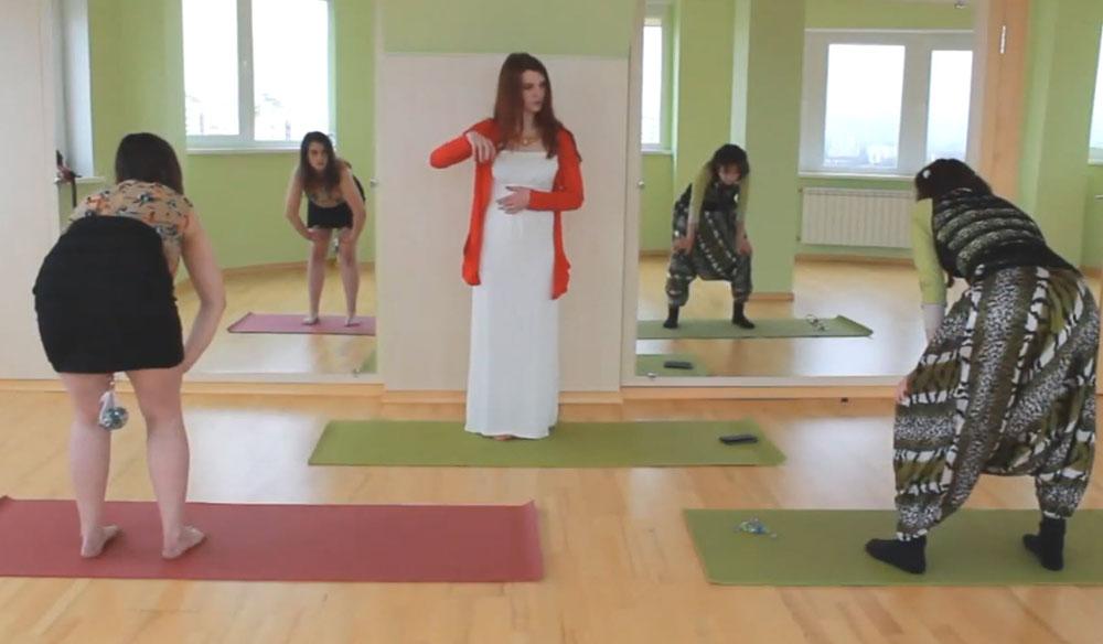 Регулярные занятия по интимной гимнастике